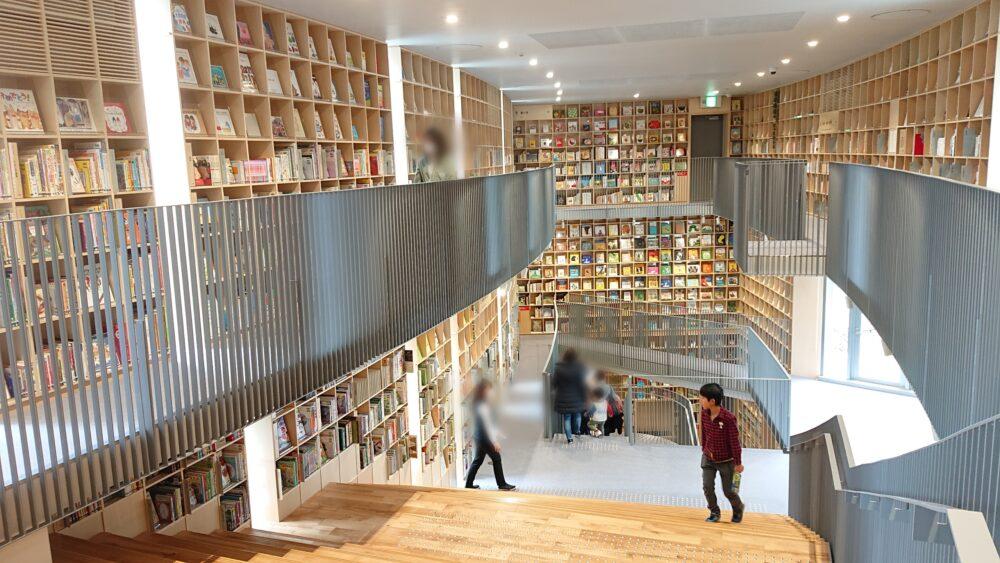 中之島 子ども 図書館